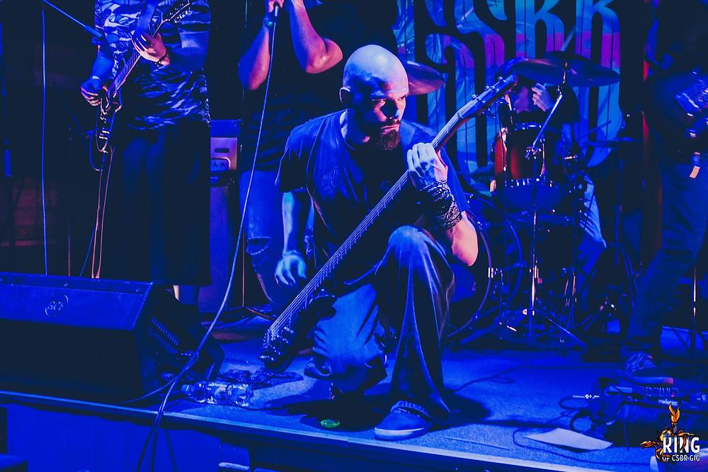 Владимир Малкавиан (бас-гитара, CSBR Review)