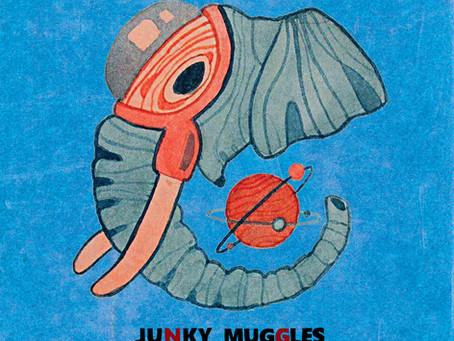 Junky Muggles — «Слоны» (2021, CSBR Records)