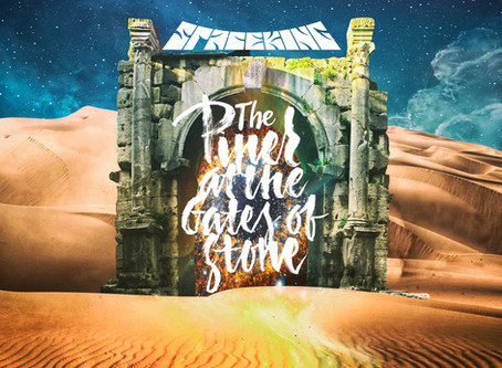 CSBR Review. Spaceking - The Piper at the Gates of Stone (2016)