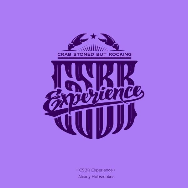 Логотип для группы и для всего CSBR лейбла выполнил известный иллюстратор Алексей ака DOPESMOKER