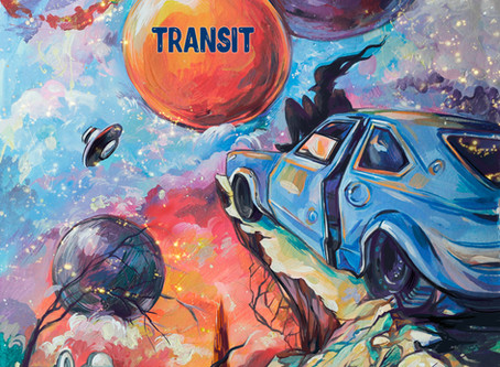 devilgrass — Transit (2019, CSBR Records)