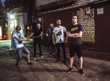 Московский квартет dehyper выпустит второй альбом на CSBR Records.