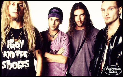 Alice In Chains, 1992 фото Chris Cuffaro