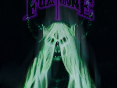 Fuzzthrone — Fuzzthrone (2019, Aspherical Arts Prod.)