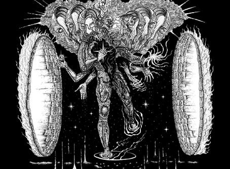 Megalith Levitation / Dekonstruktor — Split (2020, Aesthetic Death)