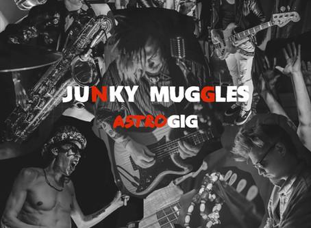 Junky Muggles — Astrogig (2020, CSBR Records)