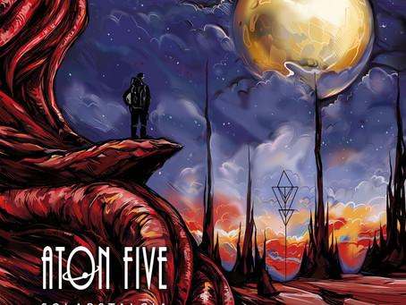 Aton Five — Solarstalgia (2018, Mars Records)