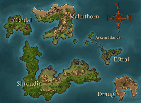 Fantasy Map Making