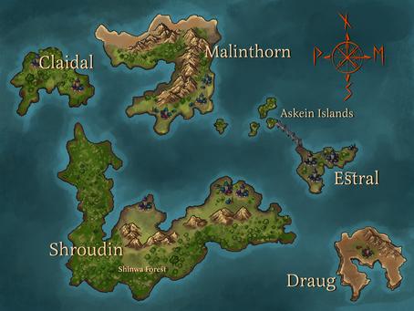 Fantasy Map Making