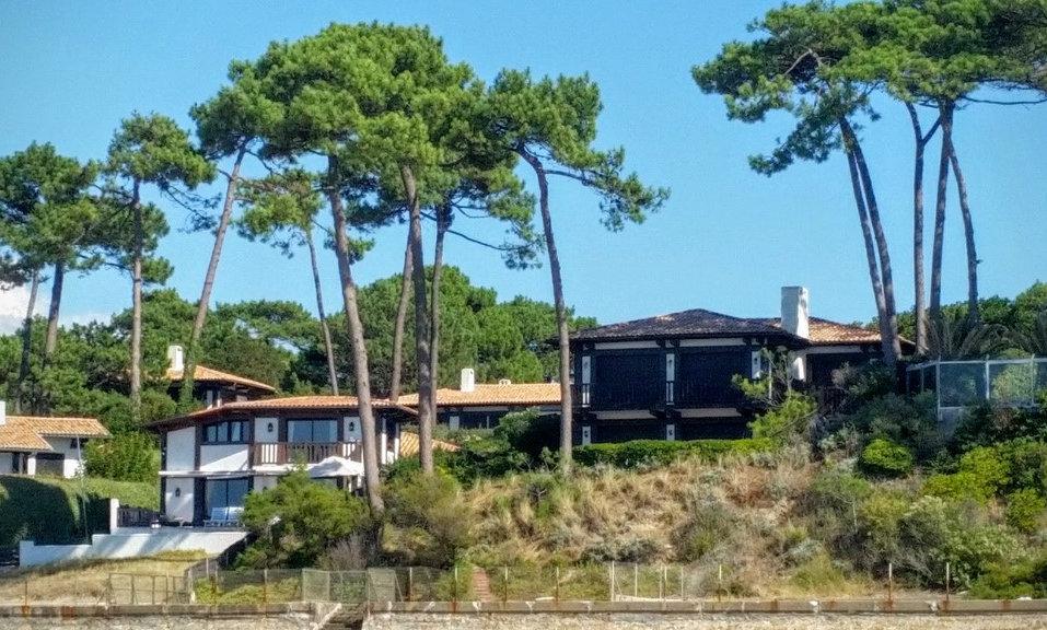 Vente maison villa Première Ligne Pyla sur mer pieds dans l'eau