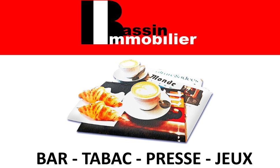 VENTE TABAC PRESSE JEUX SUR LE BASSIN D'ARCACHON