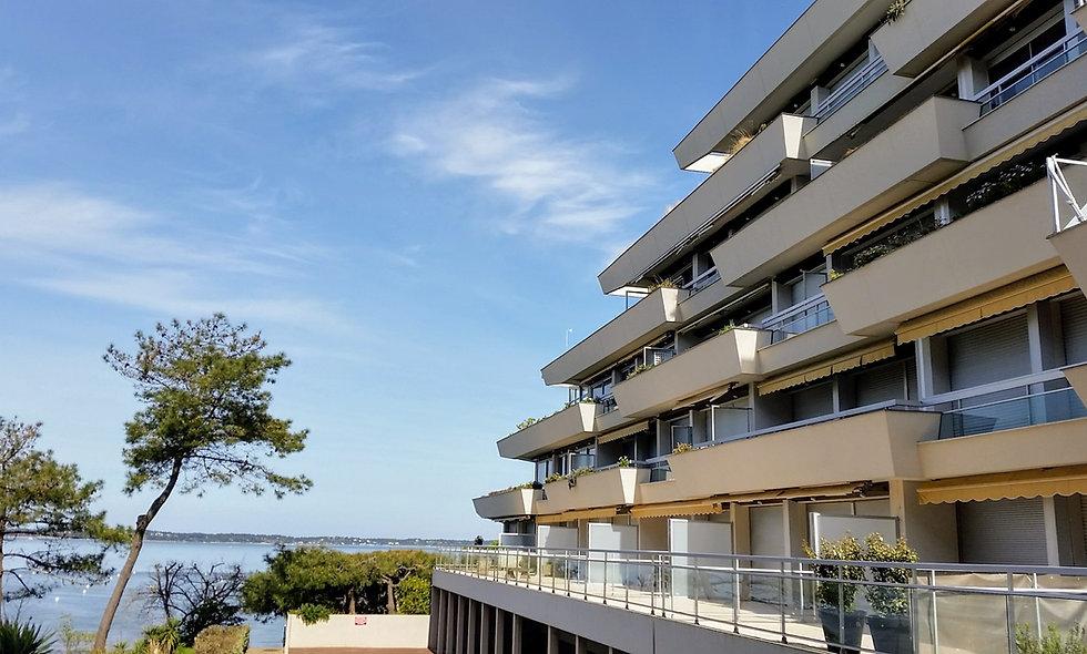 Vente appartement Arcachon Moulleau Péreire