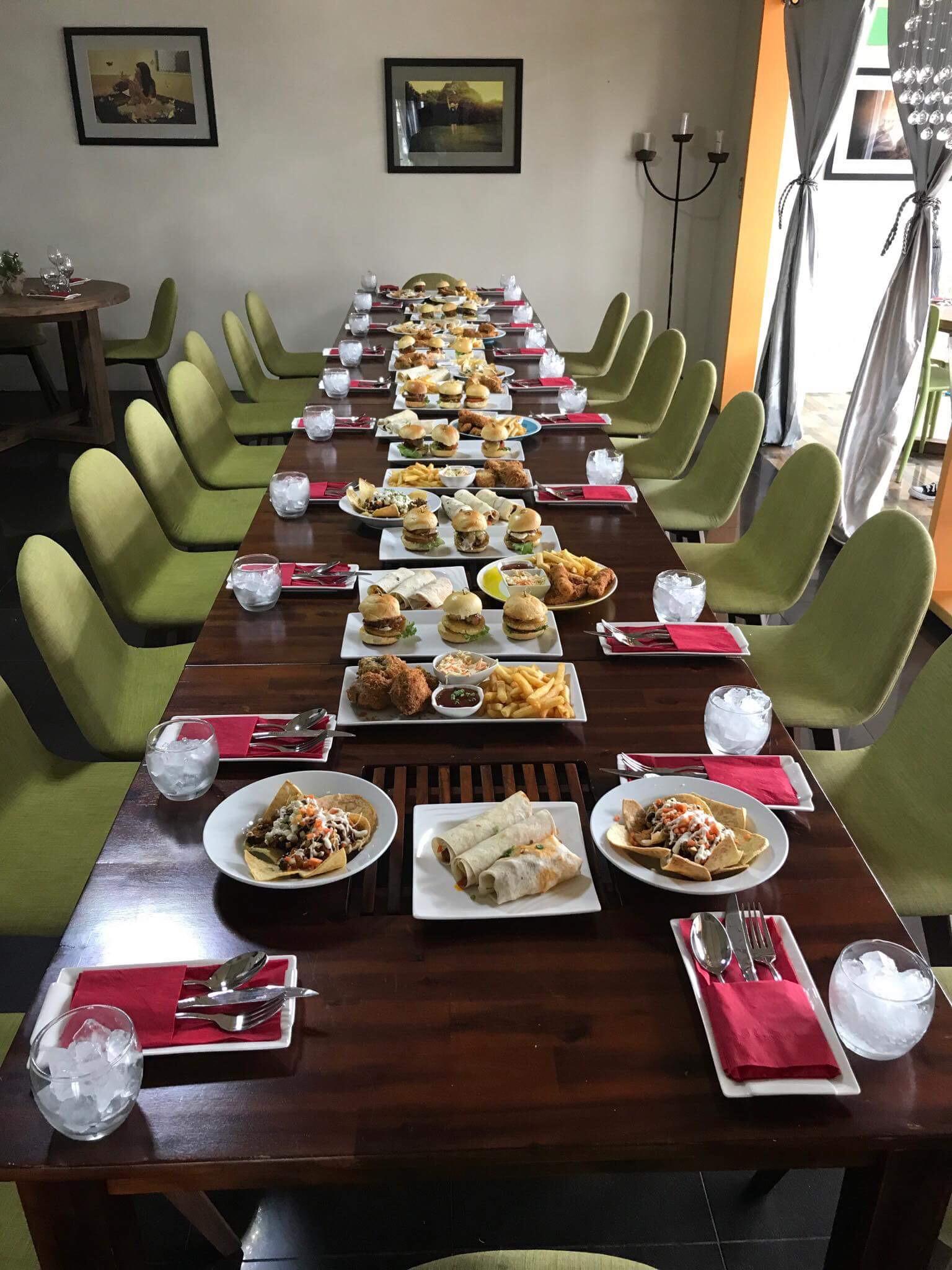 Marina View Restaurant