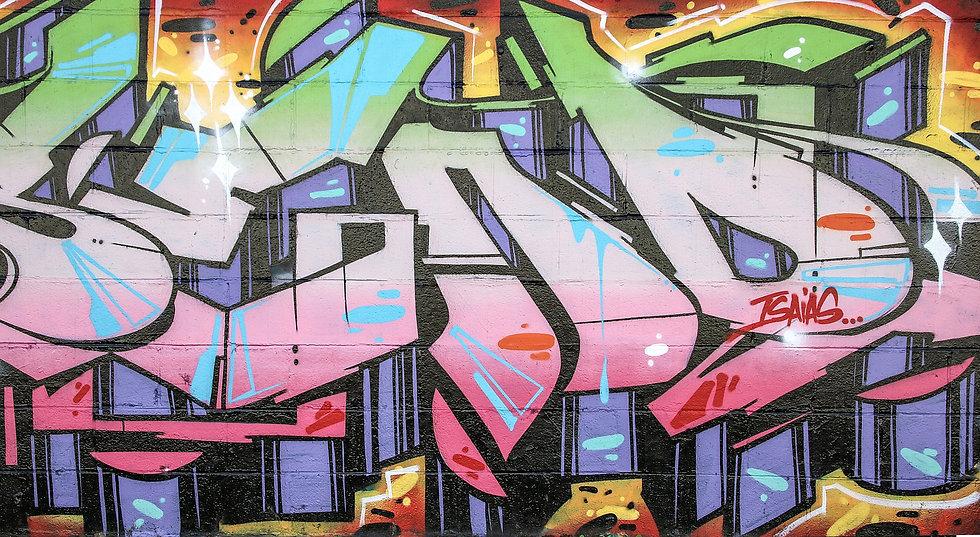 Prevent2Protect Graffiti