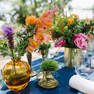 Israeli orchard wedding