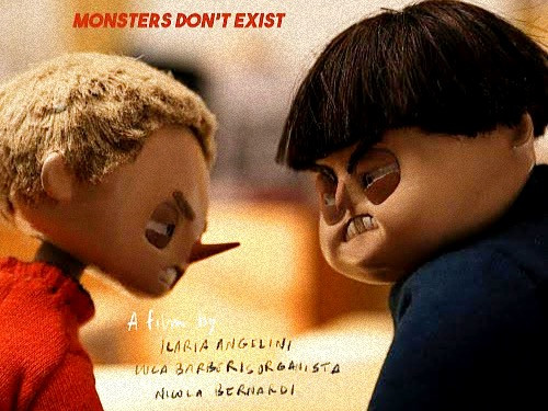MOSTERS DON'T EXIST