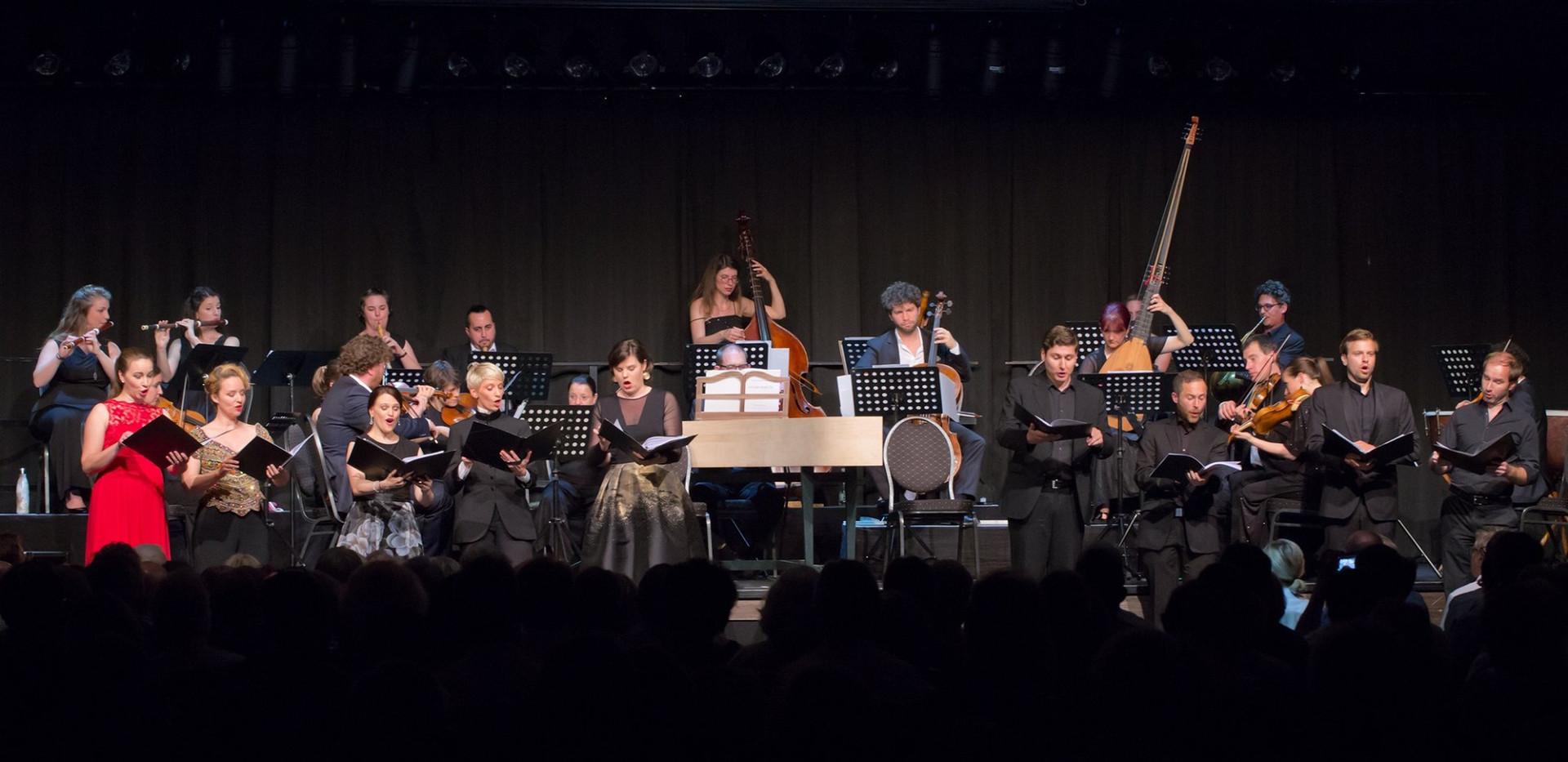 La Folia Barockorchester. Bachfest Leipzig