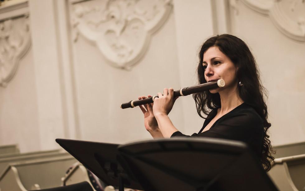 Bach arias recital. Utrecht. Photo, Juanjo Molero