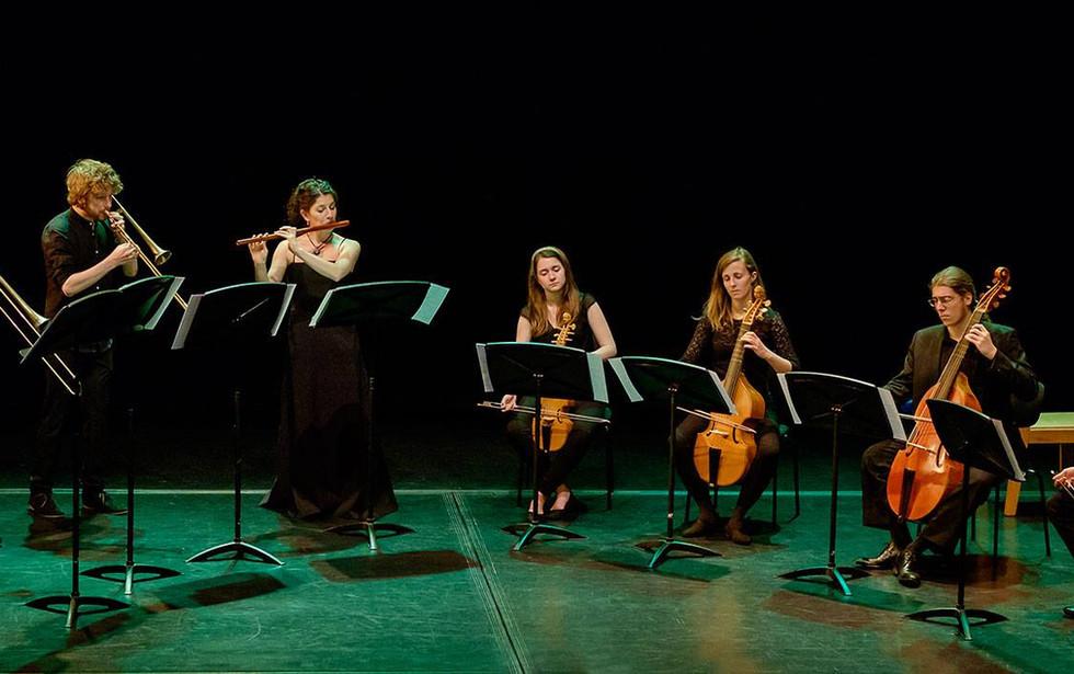 Floriano Canale da Brescia. Music for consort