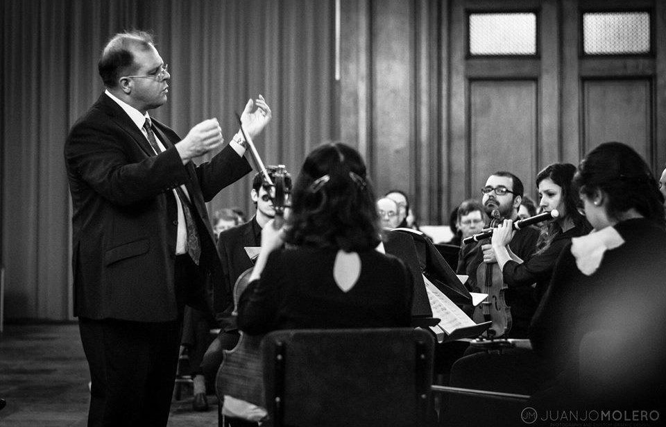 Bach op Vrijdag series in The Hague. Photo: Juanjo Molero Ramos