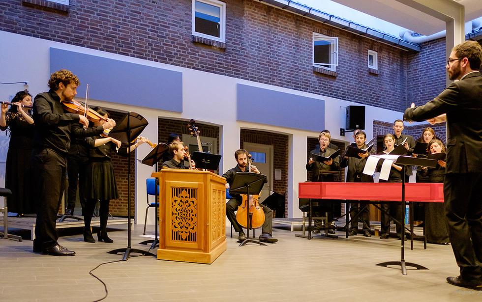 Capella dos Italianos @ Church of our Saviour, Den Haag