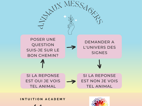 Intuition : les animaux messagers