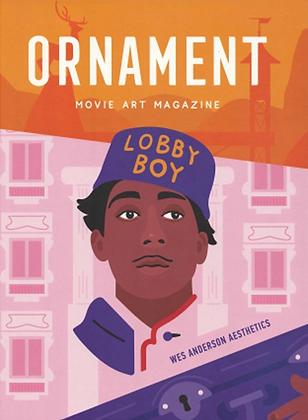 Ornament. Movie art magazine. Выпуск 1
