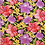Thumbnail: Purple and Red Hibiscus Paradise | Black