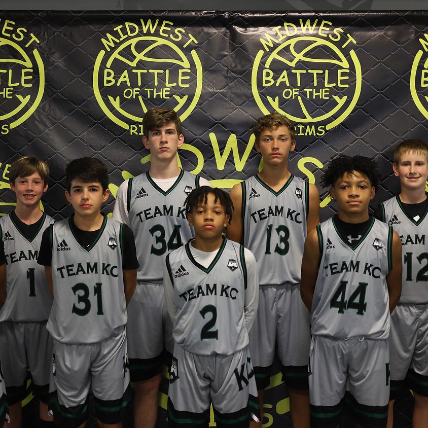 Team KC Basketball Camp February 2020