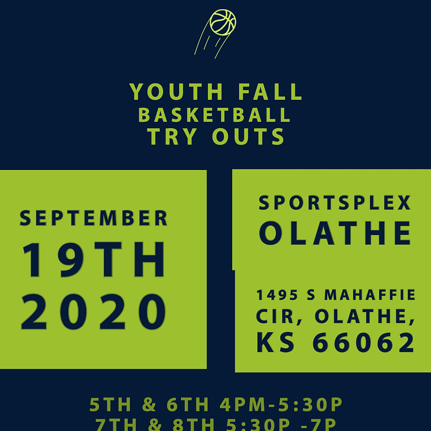 Team KC Youth Tryouts