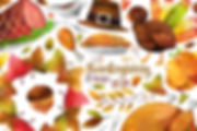 Thanksgiving Clipart In 2020: Tune Up Your Festive Mood
