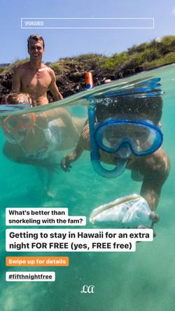 Hawaii Co-op IG Story