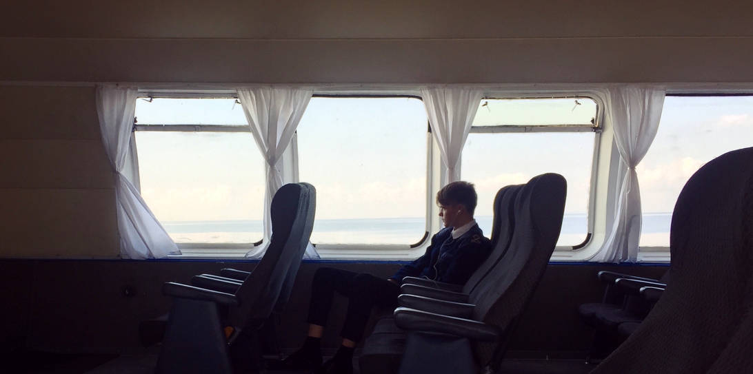 Russia travel mood