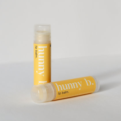 signature lip balm