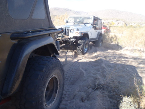 Jeep Recovery