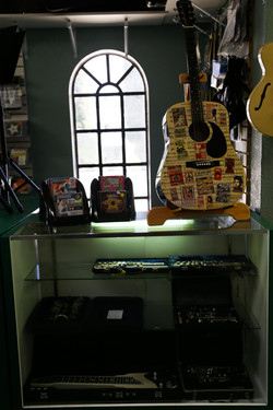Guitars at Rising Star Music
