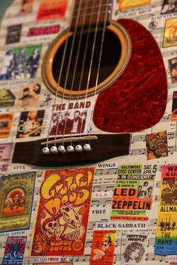 Custom Guitars Rising Star