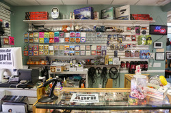 Supplies at Rising Star Music
