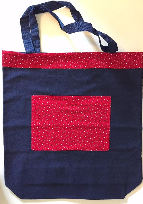 Star Spangled Large Bag