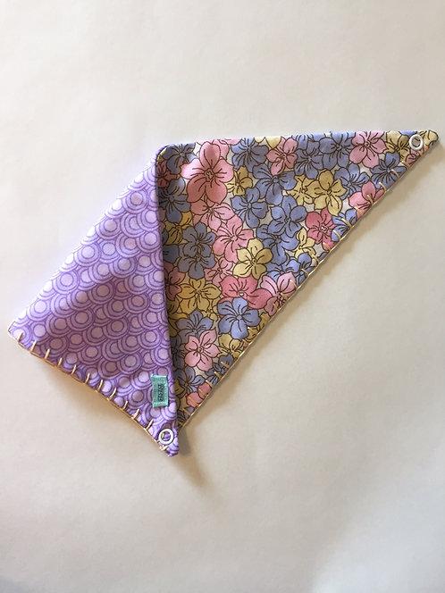 Pastel Flowers / Lavender Mermaid