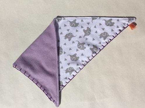 Gray Elephants / Lavender