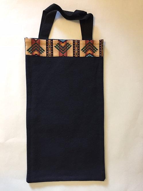 Sedona and Black Small Bag