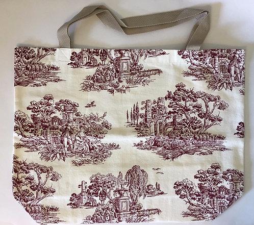 English Garden Large Bag
