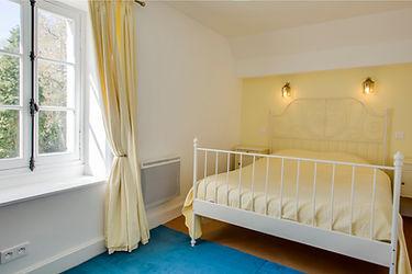 Bedroom gite la Brasserie 86500