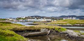 Lochboisdale, Isle of South Uist