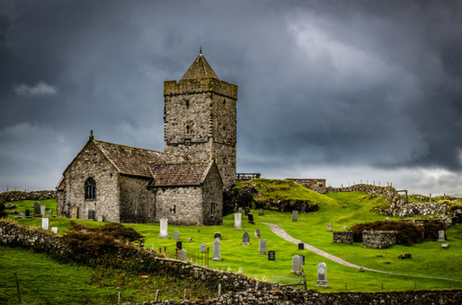St. Clement's, Rodel, Isle of Harris