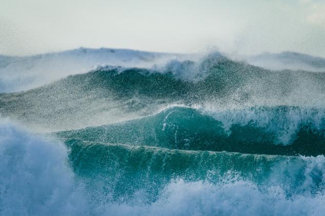 Waves, Mangersta, Isle of Lewis