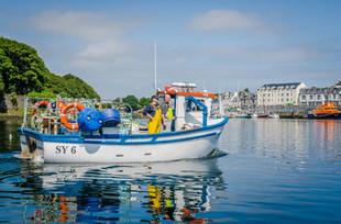 Stornoway fishermen