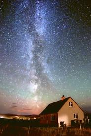 Milky Way, Ranish, Isle of Lewis