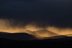 Incoming rain, Uig, Isle of Lewis